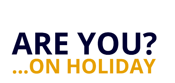 Which player are you ...on holiday?